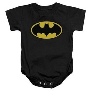 Other - Batman - Classic Logo Infant Snapsuit Onesie